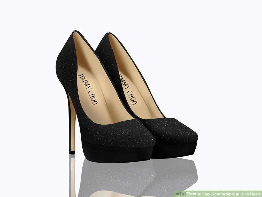 Achando sapatos do tamanho certo